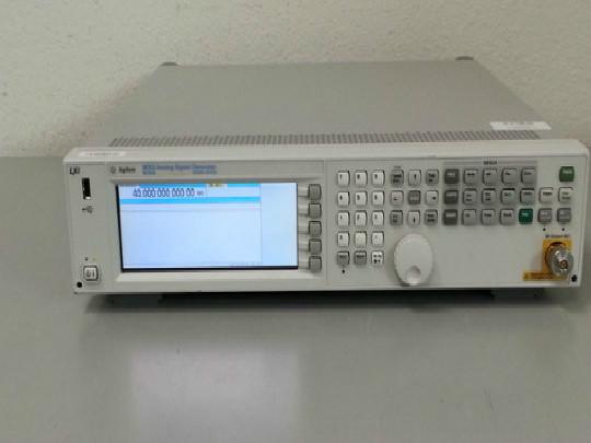 N5183A MXG 微波模拟信号发生器,100 kHz 至 40 GHz