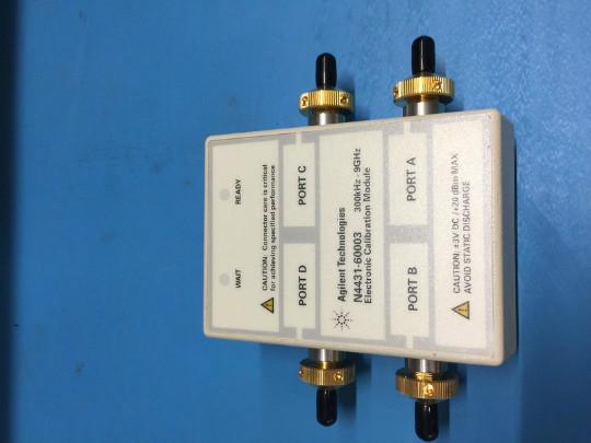 N4431A 4-port RF Electronic Calibration (ECal) Module