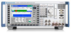 R&S CMU300通用无线通信测试仪