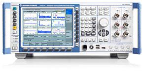 R&S®CMW500 宽带无线通信测试仪