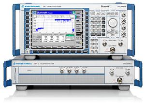 R&S®CBT/CBT32蓝牙测试仪