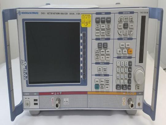 R&S ZVB 8矢量网络分析仪