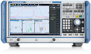R&S®ZNC 矢量网络分析仪