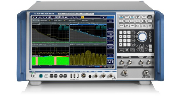 R&S®FSWP相位噪声分析仪和VCO测试仪