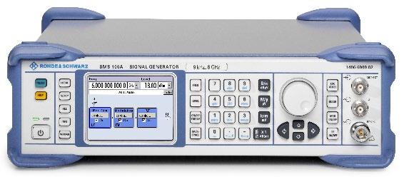 SMB100A 射频和微波信号源
