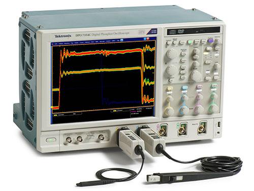 DPO7000C 数字荧光示波器
