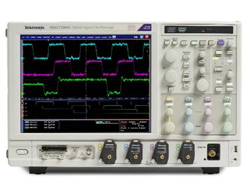 MSO/DPO70000 数字及混合信号示波器