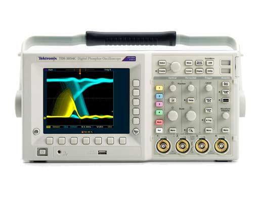TDS3000C 数字荧光示波器