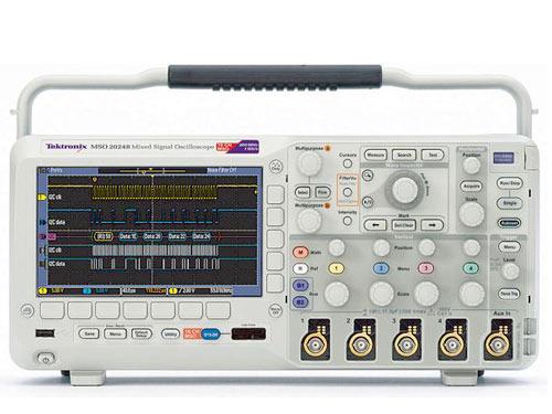 MSO/DPO2000B 混合信号示波器