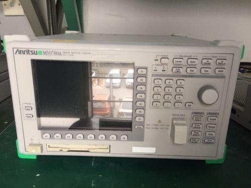 MS9780A 光谱分析仪