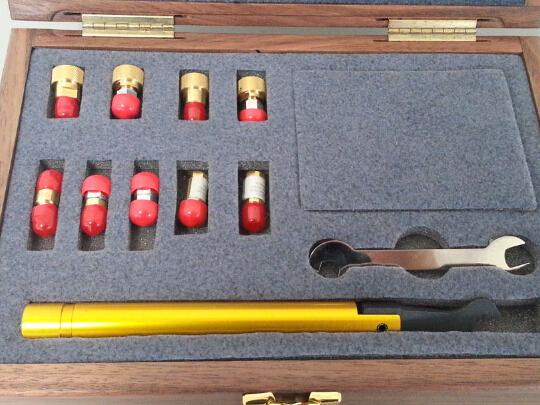 85056D 经济型机械校准套件, 2.4 mm