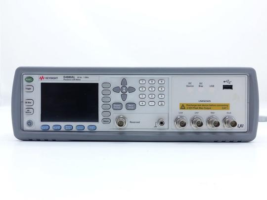 E4980AL 精密 LCR 表