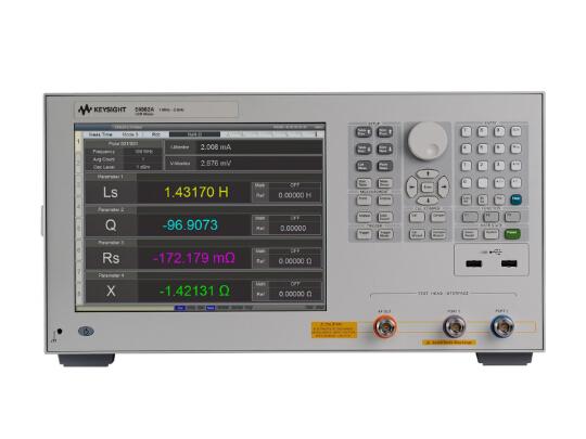 E4982A LCR 表