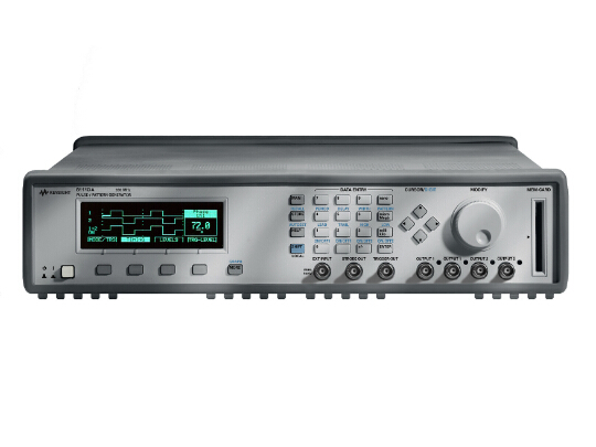 81110A 165MHz脉冲码型发生器
