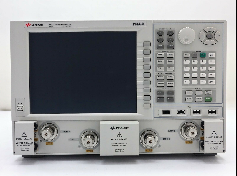 N5242A PNA-X 微波网络分析仪