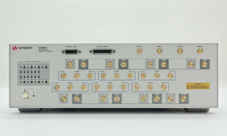 E5092A 可配置的多端口测试仪