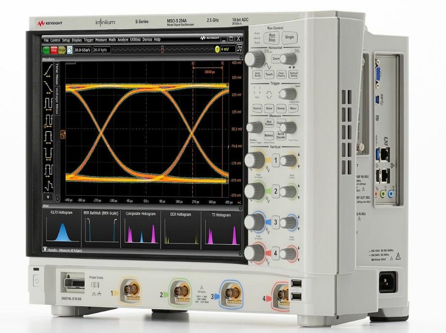 MSOS254A 高清晰度示波器