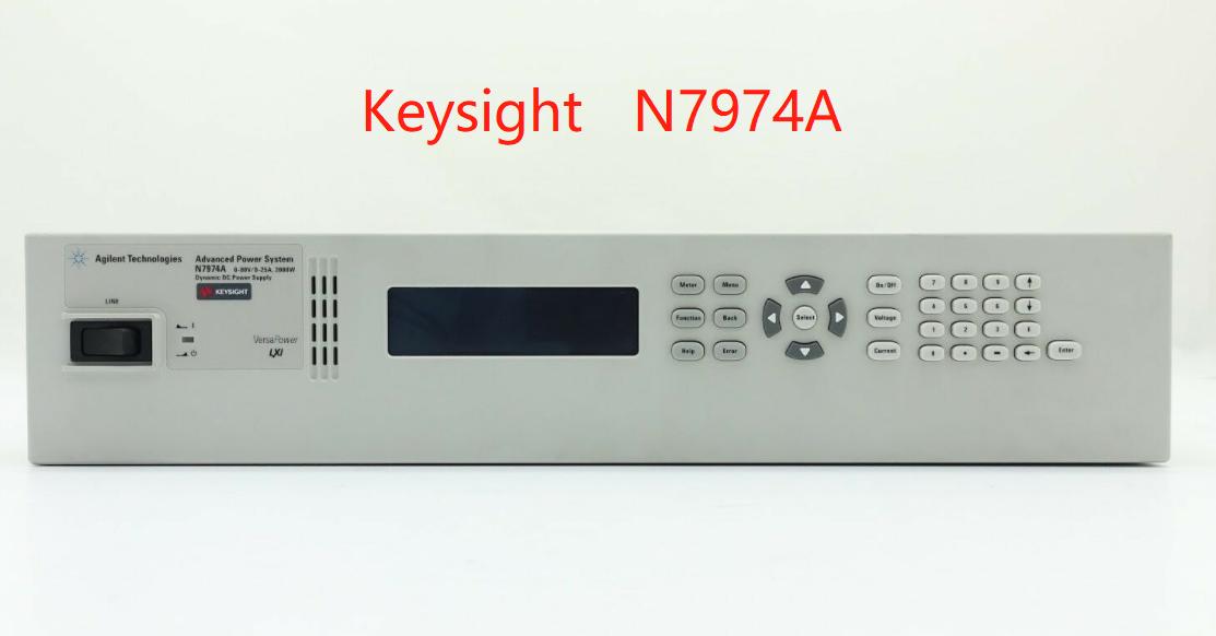 Keysight N7974A 先进电源系统